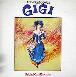 Gigi: Original Cast original soundtrack