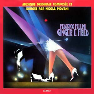 Ginger e Fred original soundtrack
