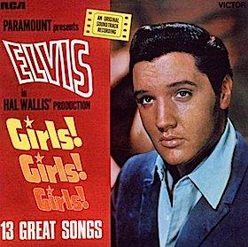 Girls! Girls! Girls! original soundtrack