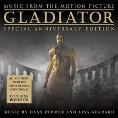 Gladiator: Special Anniversary Edition original soundtrack
