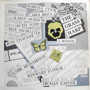 Glass Harp : Original Broadway Cast original soundtrack