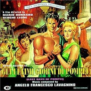 Gli Ultimi Giorni Di Pompei original soundtrack