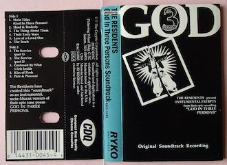 God in 3 Persons original soundtrack