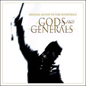 Gods and Generals original soundtrack