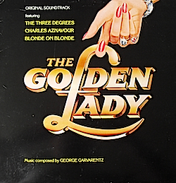 Golden Lady original soundtrack