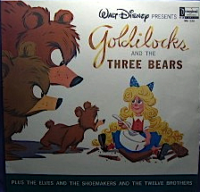 Goldilocks and the 3 Bears original soundtrack
