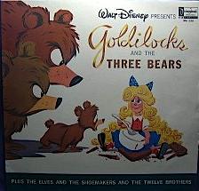 Goldilocks and the 3 Bears original soundtrack