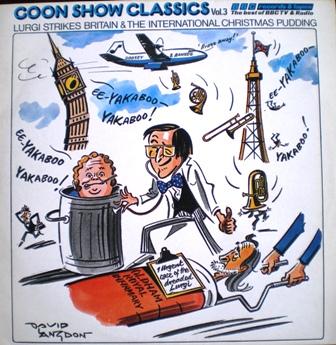 Goon Show Classics Vol.3 original soundtrack