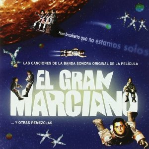 Gran Marciano original soundtrack