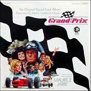 Grand Prix original soundtrack