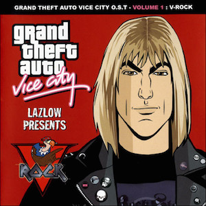 Grand Theft Auto Vol.1 - Rock original soundtrack