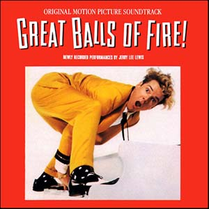 Great Balls of Fire original soundtrack