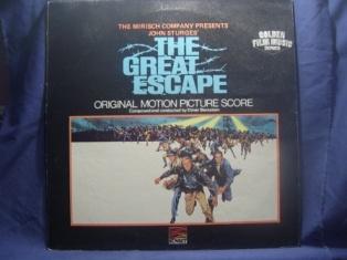 Great Escape original soundtrack