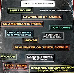 Great Film Themes No.1 original soundtrack