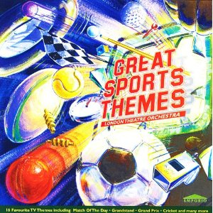Great Sports Themes original soundtrack