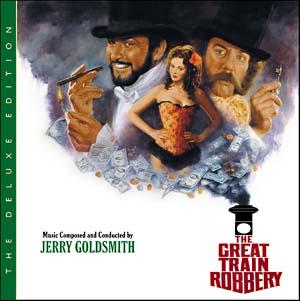 Great Train Robbery original soundtrack