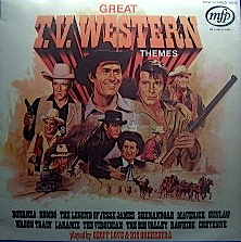 Great Tv Western Themes original soundtrack