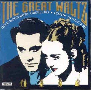 Great Waltz: Hollywood Bowl Orchestra original soundtrack
