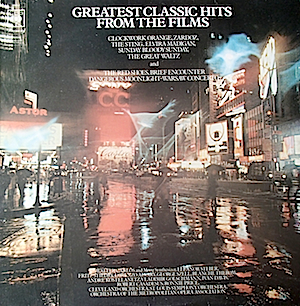 Greatest Classic Hits From The Films original soundtrack