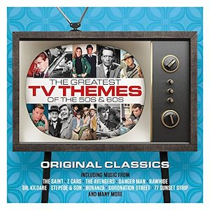 Greatest TV Themes of the 50s & 60s original soundtrack