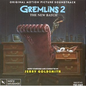 Gremlins 2 original soundtrack