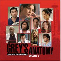 Grey's Anatomy vol.2 original soundtrack