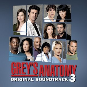 Grey's Anatomy  Vol.3 original soundtrack