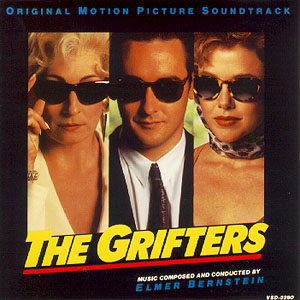 Grifters original soundtrack