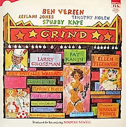 Grind: Original Broadway Cast original soundtrack