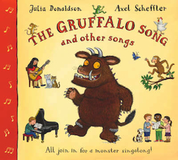 Gruffalo Song & Other Songs original soundtrack