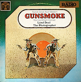 Gunsmoke original soundtrack