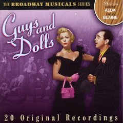 Guys and Dolls: broadway cast original soundtrack