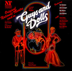 Guys and Dolls: National Theatre Cast 1982 original soundtrack