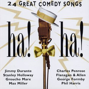ha! ha! 24 great comedy songs original soundtrack
