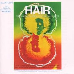 Hair: broadway cast recording original soundtrack