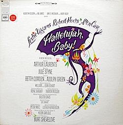Hallelujah Baby: Broadway cast original soundtrack