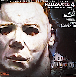 Halloween 4: The Return of Michael Myers original soundtrack