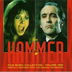 Hammer Film Music Collection Vol.1 original soundtrack