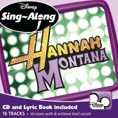 Hannah Montana: sing along original soundtrack