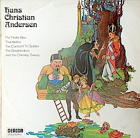 Hans Christian Anderson original soundtrack