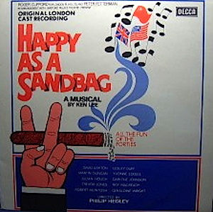 Happy as a Sandbag: original london cast original soundtrack