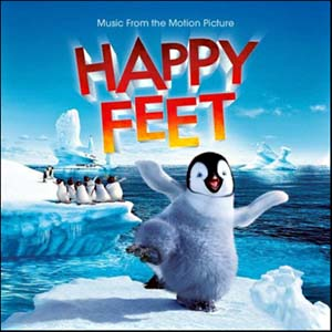 Happy Feet original soundtrack