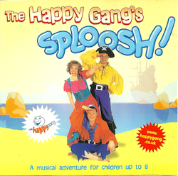 Happy Gang: Sploosh original soundtrack