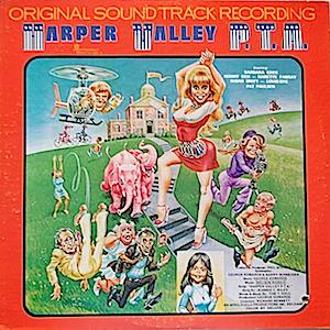 Harper Valley PTA original soundtrack