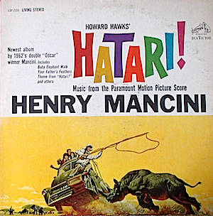 Hatari! original soundtrack