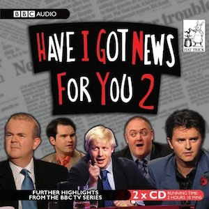 Have I Got News For You 2 original soundtrack
