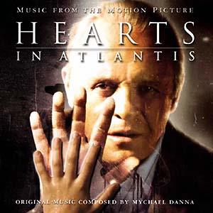Hearts in Atlantis original soundtrack