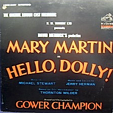 Hello Dolly: original london cast original soundtrack