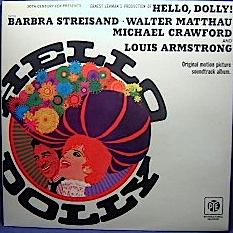 Hello Dolly original soundtrack