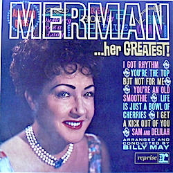 Her greatest: Ethel Merman original soundtrack